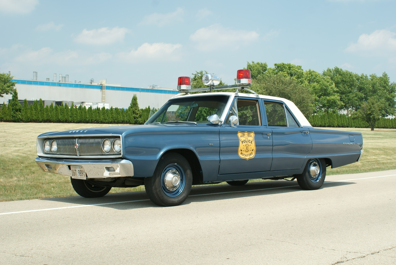Police car Belvidere 2