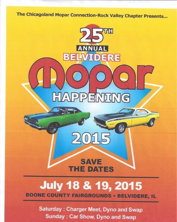 Mopar Events Wisconsin 2015 Autos Post | Autos Post