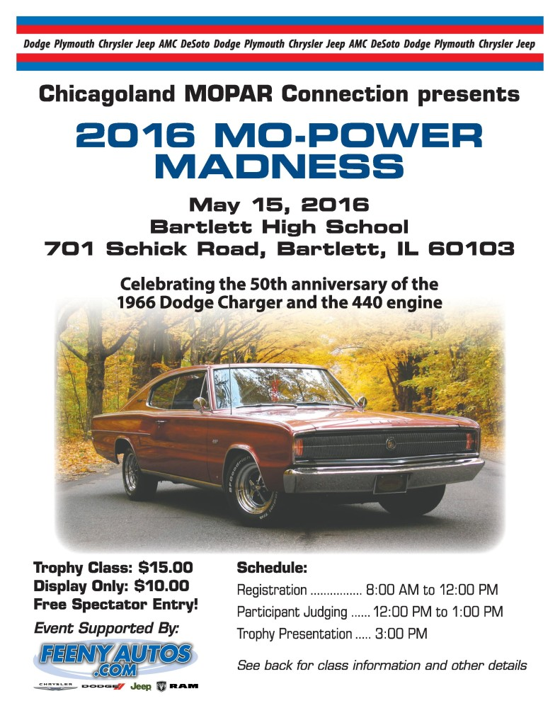 MoPower Madness 2016 page 1